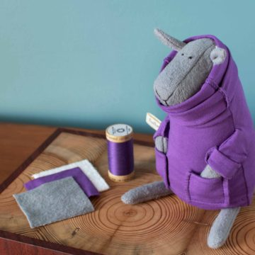 Fluffmonger Organic Baby Toys – All About the Materials