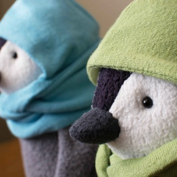 Custom Penguins