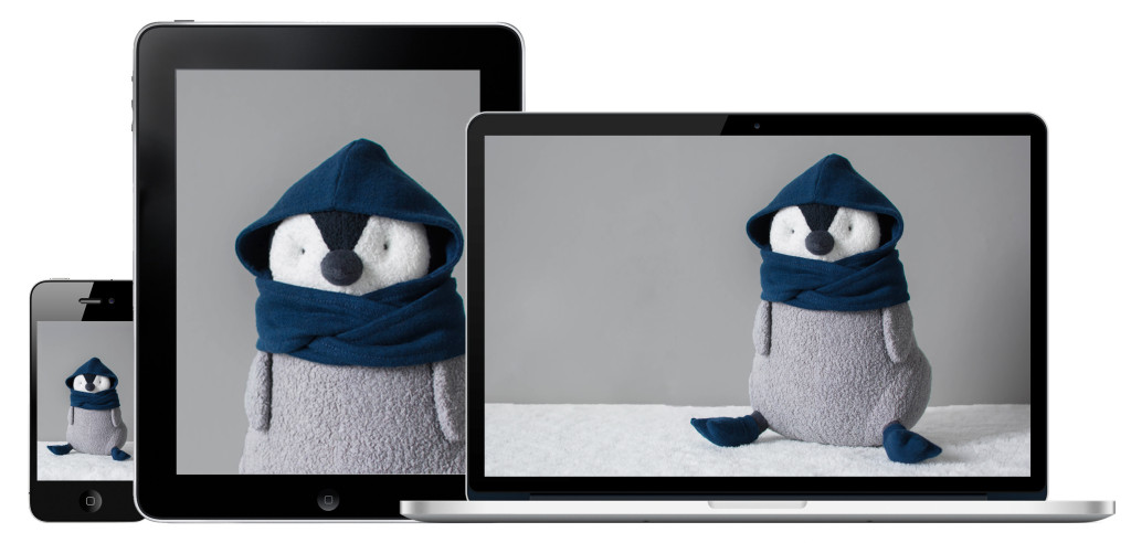 Devices Preview Penguin Fluffmonger