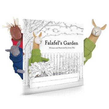 Falafel's Garden is Live on Kickstarter!