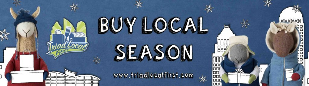 Buy Local Season Triad Local First Fluffmonger
