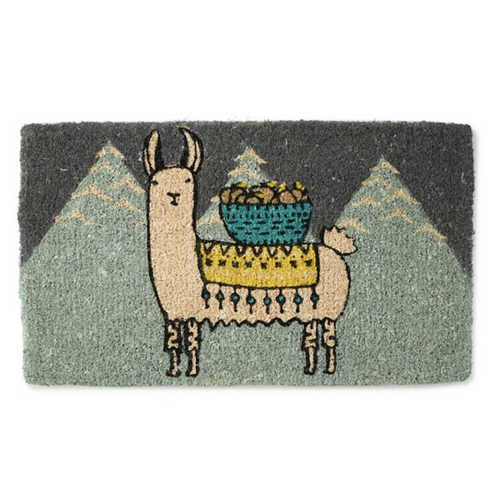 Ethical gift guide larry-the-llama
