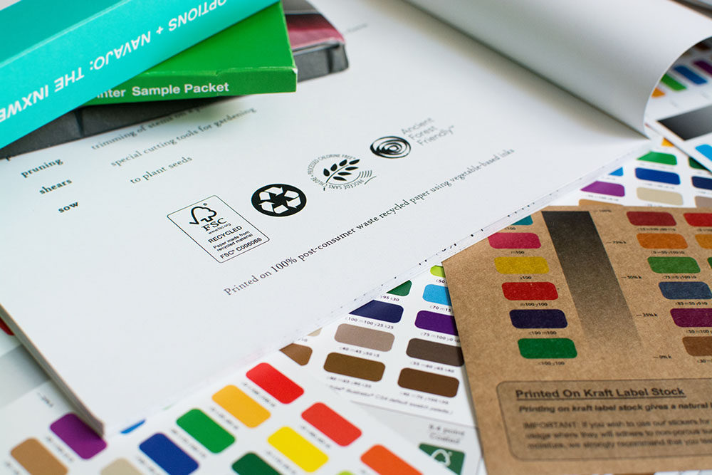 8 Tips for Printing an Eco-Friendly Book