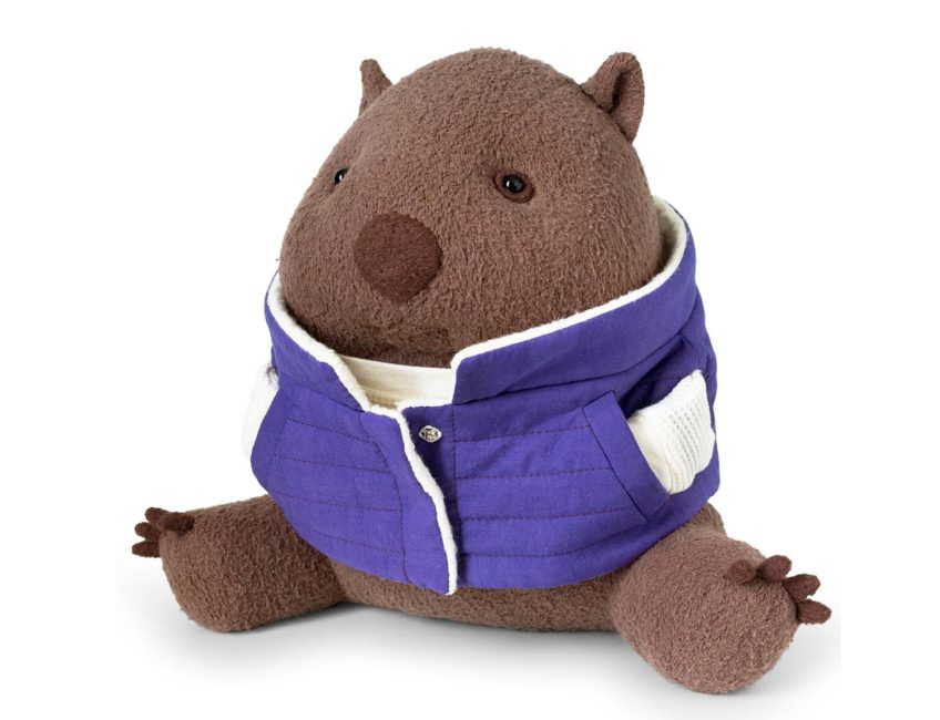 New Wombat Plush: Meet Snubbers!