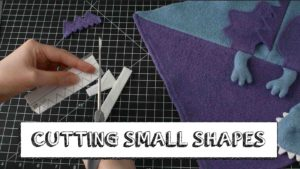 Video Tutorial Cutting Small complex shapes Fluffmonger