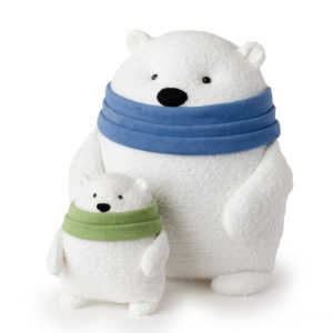 Polar Bear Free Sewing Pattern by Fluffmonger
